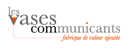 Logotype des Vases Communicants